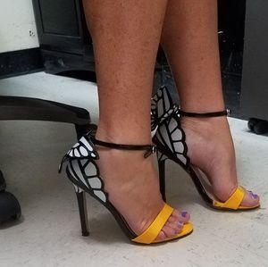JoJo Cat - Butterfly Stilettos